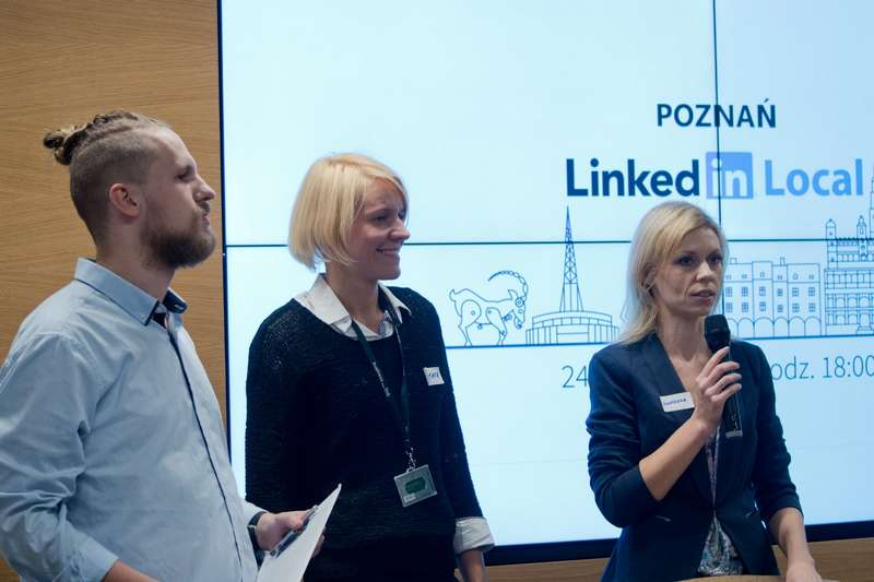 LinkedIn Local Poznań vol. 3 - 24/10/2018